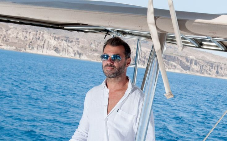 Interview – Yiannis Mattheos: 'Yachting Tourism Contributes to Santorini's Image as Year-round Destination'.