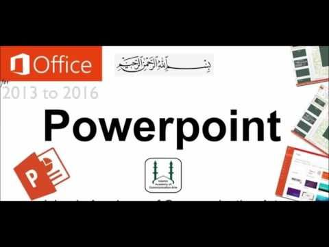 MS Power Point full tutorial learn in 10 days