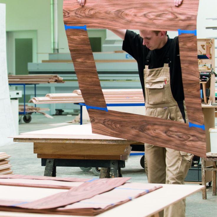 Workshop - Veneer set-up