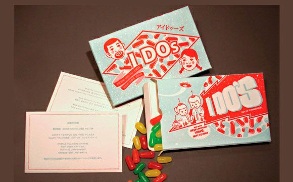 25 Save the Date and Wedding Invitation Designs by Web & Graphic Designers