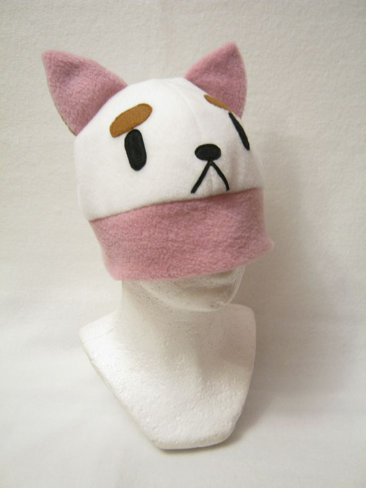 Puppycat Hat Bee and Puppycat  Made by Plush Workshop