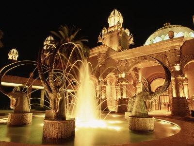 Palace Hotel - Sun City, South Africa