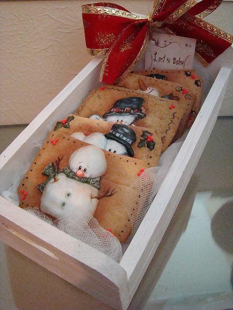 Galletas - Cookies - Christmas Cookies
