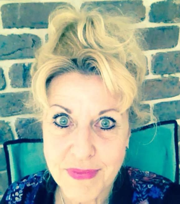 Ok, Patricia Puddle, your eyes are a dead give away! What are you up to now?