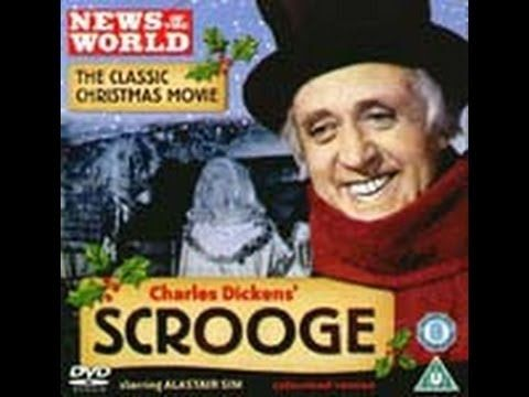 Scrooge (1951) Colourised Version [With Introduction]1:26:45- Published on Nov 16, 2013.UK Rating:U-Charles Dickens' Classic Comes To Life In This Classic,Of Ghosts,Good Will & Christmas.This Special Edition Is Colourised and Features A Short Introduction From Actor Patrick Macnee Who Has An Early Film Credit In This Film.