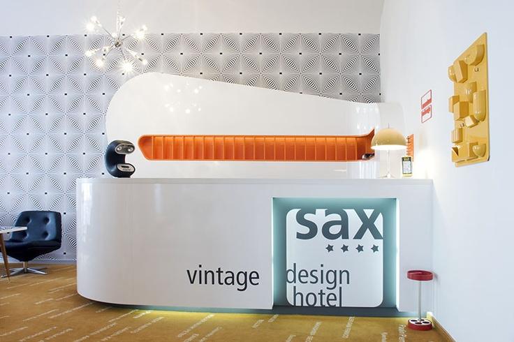 Vintage Hotel SAX in Prague www.morix.cz