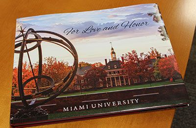 This coffee-table-style book is a must-have for Miamians! Now available online from the Miami University Bookstore.