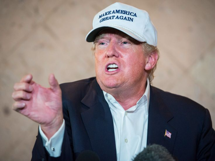 Donald Trump supporters are 'mad as hell,' and it's why they're so heavily drawn to Trump  Read more: http://www.businessinsider.com/who-are-donald-trump-supporters-2015-8#ixzz3jsN4qtBD
