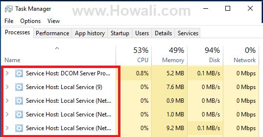 Svchost.exe or Service Host  is an inbuilt process which runs continuously and it is one of the most important process in Windows operating...