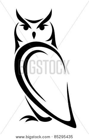 owl silhouette hd - Google Search