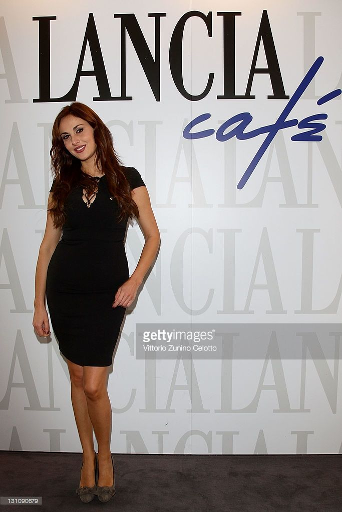 Isabelle Adriani attends the 6th Rome Film Festival at Lancia Cafe on November 1, 2011 in Rome, Italy.