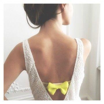 Le Bow Paris La marque de petit noeuds pour accessoiriser toutes les tenues.