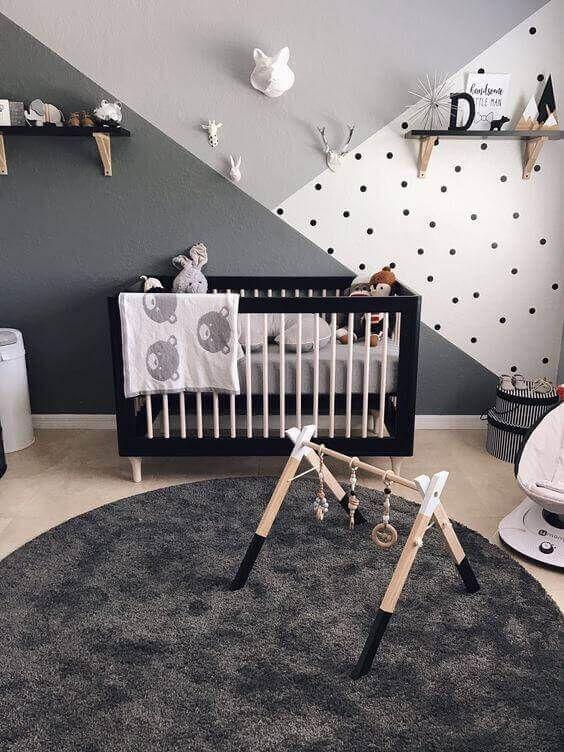 Deixe-se seduzir pelo nosso berçário decorado com 27 quartos de bebê fofos …   – Babyparty & More