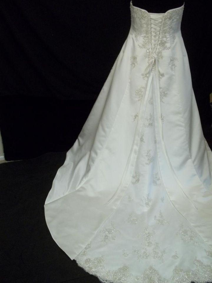 Clearance Make Offer Wedding Dress