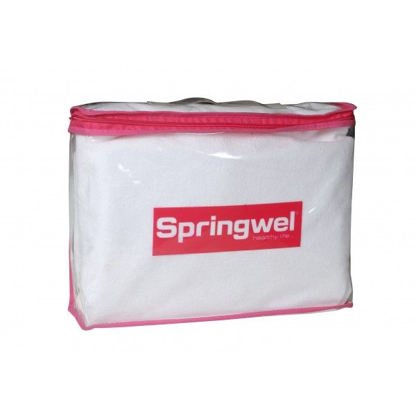 Protect Your Mattress Against Any Kind Of Wear And Tear Stains With Springwel Protector