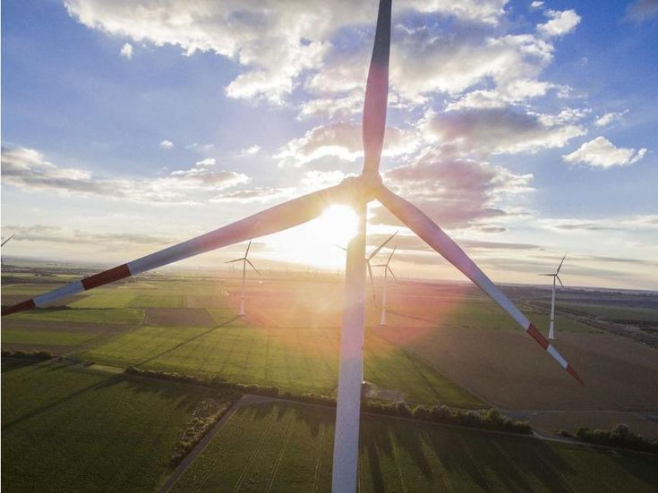 German power producers are poised to pay customers to use electricity this weekend.  Wind generation is forecast to climb to a record on Sunday, creating more output than needed and driving electricity prices below zero, broker data compiled by Bloomberg show. It would be the first time this year that the average price for a whole day is negative, not just for specific hours.