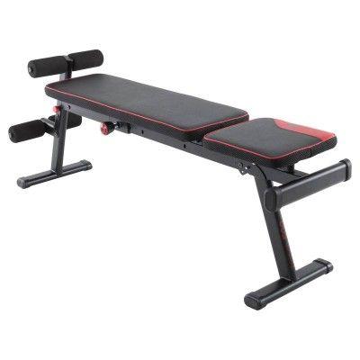 FITNESS Fitness Musculation, Cross training - Banc musculation 500 Domyos DOMYOS - Matériel Musculation