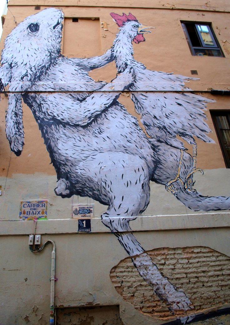 Street Art a Valencia 19 | Artribune