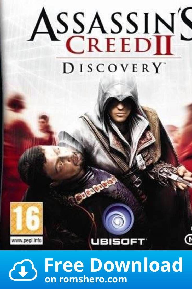 Download Assassin S Creed Ii Discovery Eu Venom Nintendo