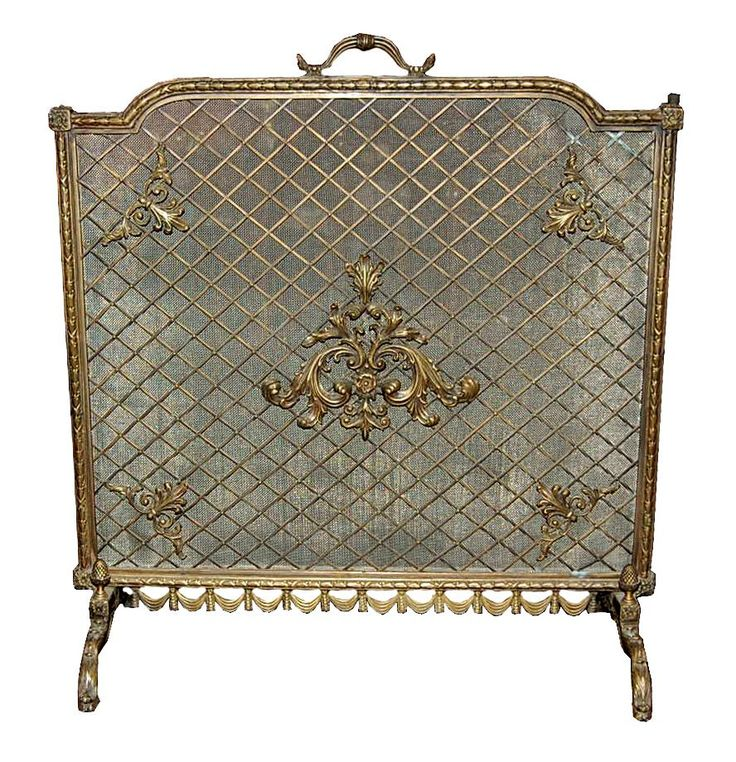 18 best antique fire screens images on pinterest antique furniture fireplace screens and. Black Bedroom Furniture Sets. Home Design Ideas