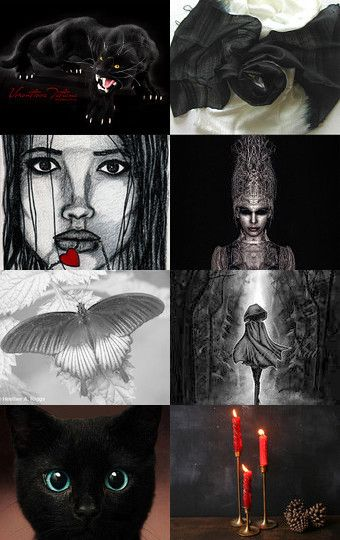NIGHTMARES by Anna Margaritou on Etsy--Pinned with TreasuryPin.com