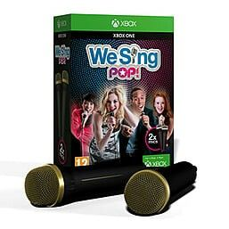 GAME.co.uk has We Sing Pop at £44.99!  Comes with 2 mics!  https://www.game.co.uk/en/m/we-sing-pop-with-2-mics-2089689  Featuring the hottest sounds from the world's biggest artists, including chart-topping hits from The Chainsmokers, Bruno Mars, Lorde, Beyoncé, Sia and Sean Paul along with their official HD music videos.  We Sing Pop brings the award-winning party experience, direct to the comfort of your living room. Sing together or sing-off with up to 4 friends at the same time, or go…