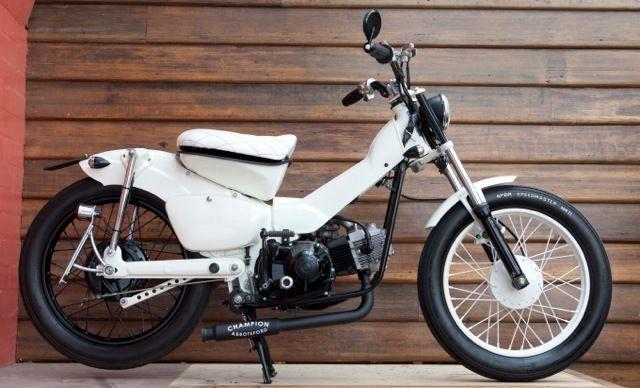 Custom Honda CT110