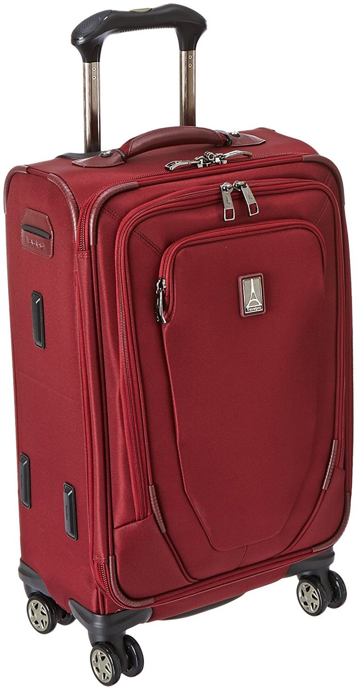 8th best carry on luggage travelpro crew 10 expandable spinner suiter 21 the travelpro crew 10 designed is a most advanced technology luggage features