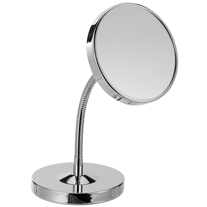 john lewis flexi 7x magnification mirror chrome anarchy. Black Bedroom Furniture Sets. Home Design Ideas