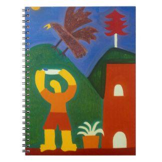 Para José María Chiquito 2005 Note Book