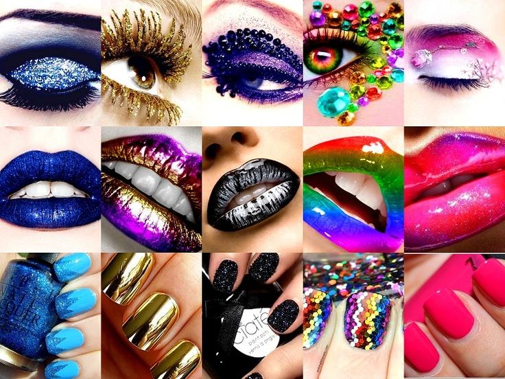 Silvestrovský večírek je tou pravou příležitostí k odvážnějšímu stylu líčení.   Nebojte se experimentovat! Použijte odvážné výrazné barvy nebo třpytky a zůstaňte královnu noci!     www.bigbrands.cz/vip/