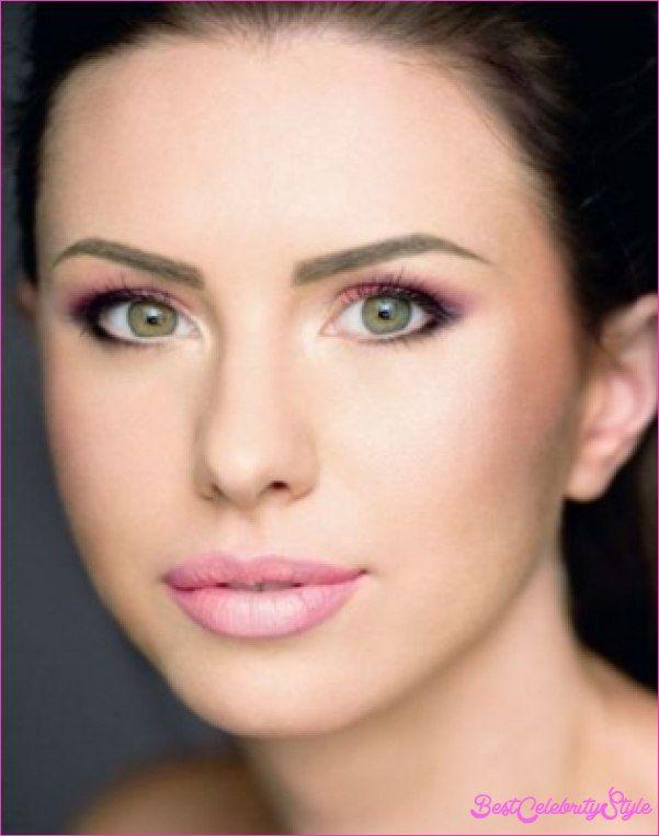 Enjoyable 1000 Ideas About Round Face Makeup On Pinterest Eye Liner Short Hairstyles Gunalazisus