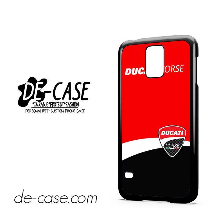 Ducati Corse For Samsung Galaxy S5 Case Phone Case Gift Present YO