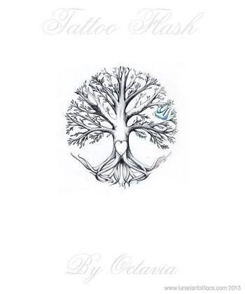 olive tree tattoo - Google Search