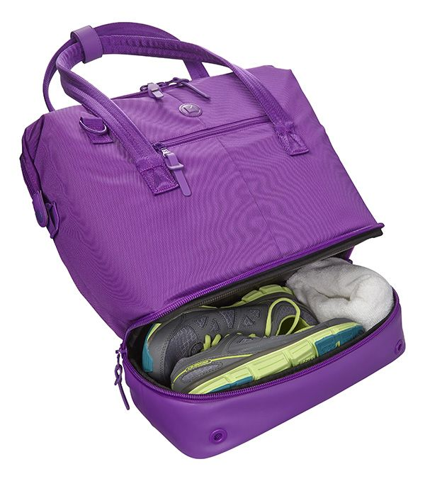 5 Ways She Can Use the Modal Concept Tote. The perfectly designed gym bag for women. #Modal @BestBuy #spon