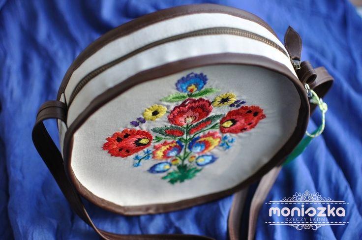 Little Flower Bag from Moniszka