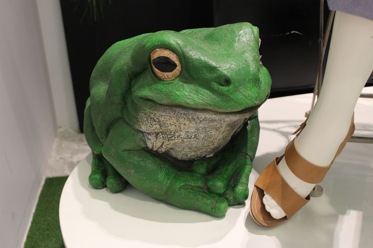 Make your garden pretty with these amazing frogs from Red Dot.