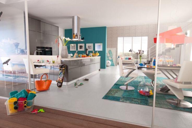 Küchen von Musterring - offene küche wohnzimmer