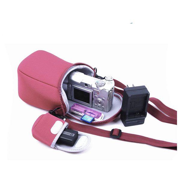 Camera Case Bag For Sony A5100 A5000 A6300 A6000 H400 H300 HX90 HX60 HX50 RX100 RX100M4 NEX3 NEX3N NEX5 NEX6