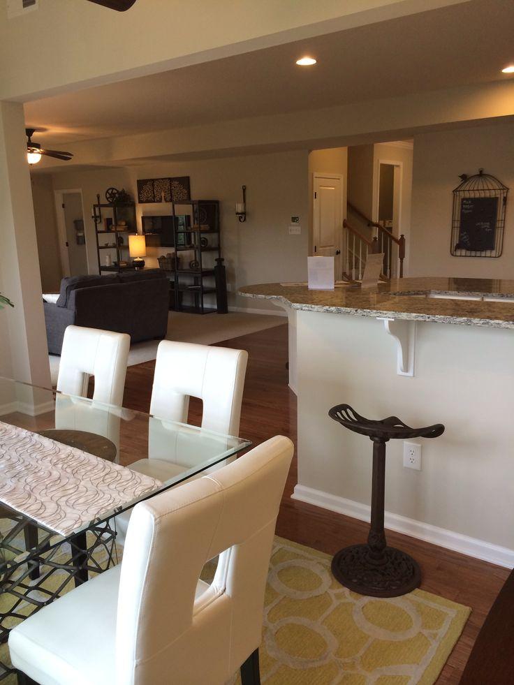 Best 25 ryan homes rome ideas on pinterest ryan homes for Kitchen morning room designs
