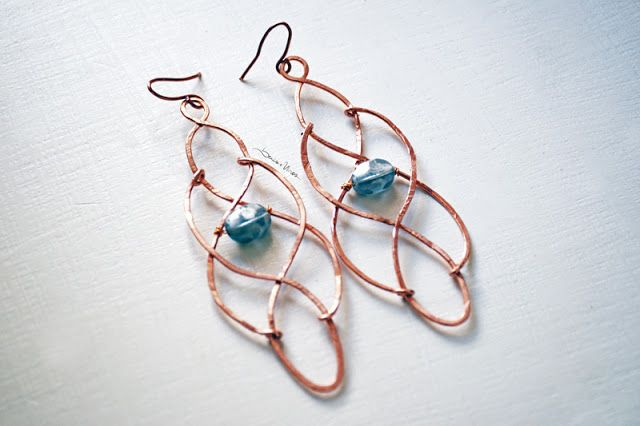 Beads and Wires orecchini e gioielli fatti a mano