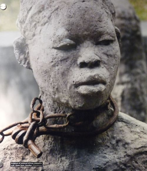 INTERNATIONAL SLAVERY MUSEUM [20 Best Places Where Black History Comes Alive] Sculpture of an enslaved African women of Stone Town, Zanzibar. Visit the official website: www.liverpoolmuseums.org.uk/ism [3/20] Black History Album: The Way We Were....