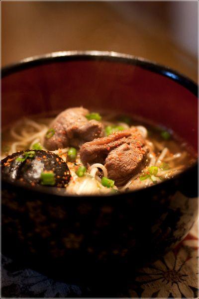 こくっと初めての鴨鍋であったまる夜、〆は鴨南蕎麦 :: ご飯ですよ |yaplog!(ヤプログ!)byGMO