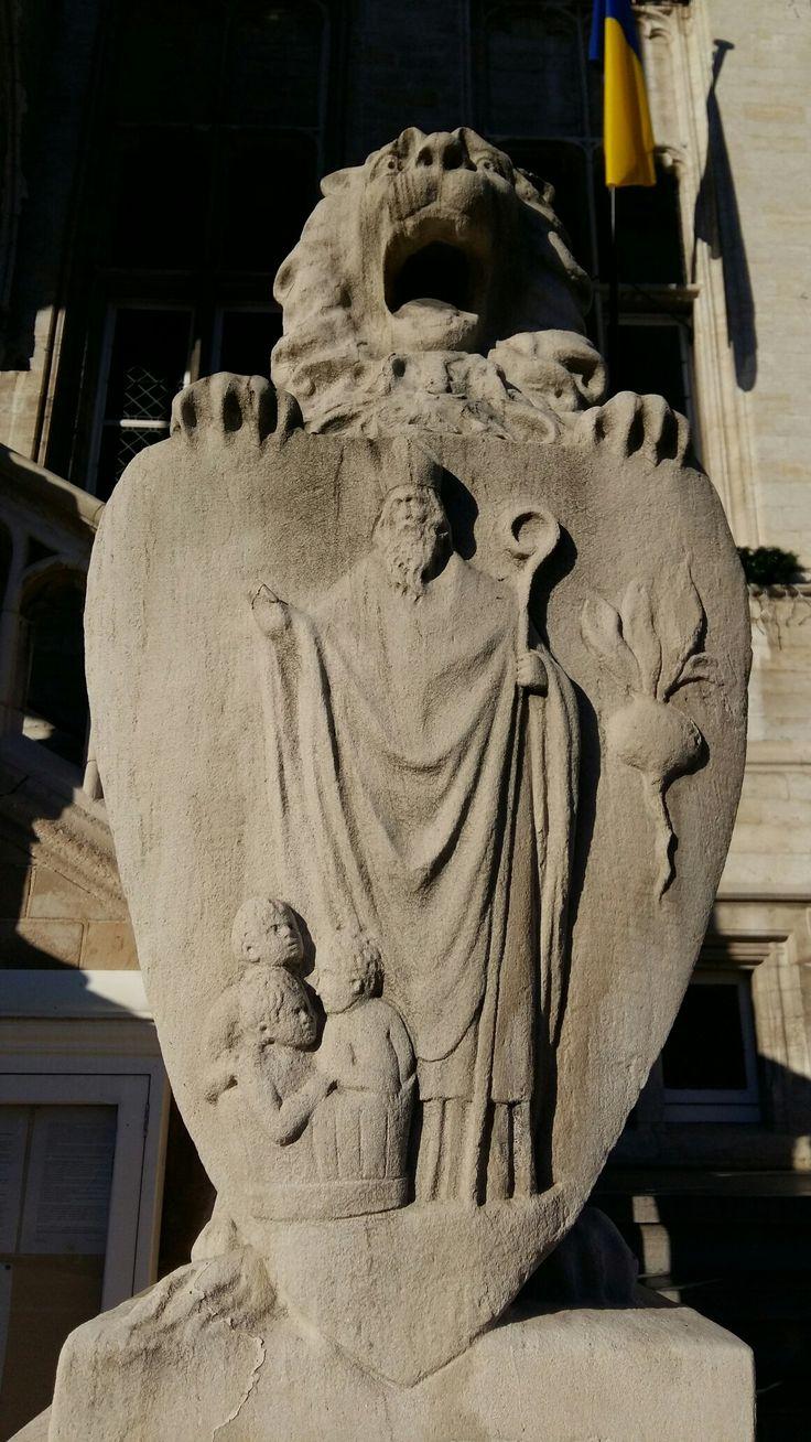 Sint Nicolaas  (St. Nicolaas,  België)