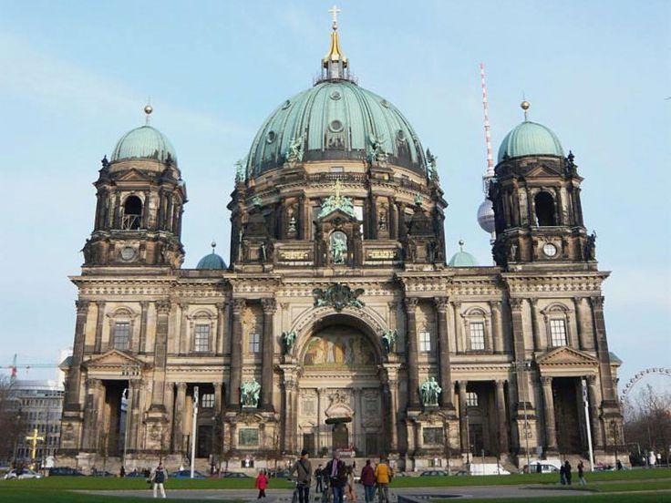 Le Berliner Dom sur l'île aux musées à #Berlin