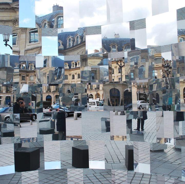Ring Installation / Arnaud Lapierre