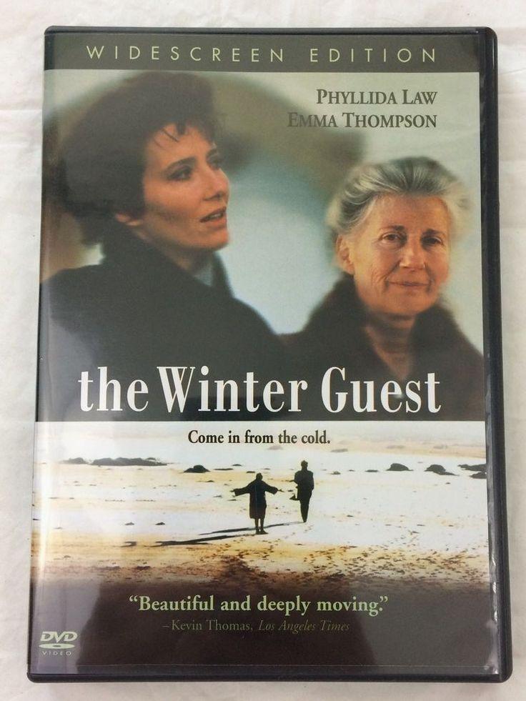 The Winter Guest (DVD, 2005) Emma Thompson - Widescreen Region 1