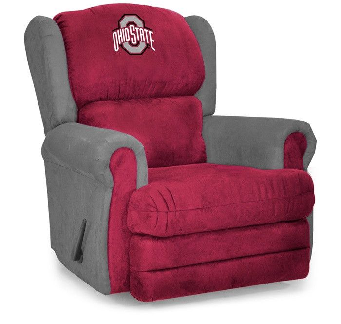 Use this Exclusive coupon code: PINFIVE to receive an additional 5% off the Ohio State University Coach Rocker Recliner at SportsFansPlus.com