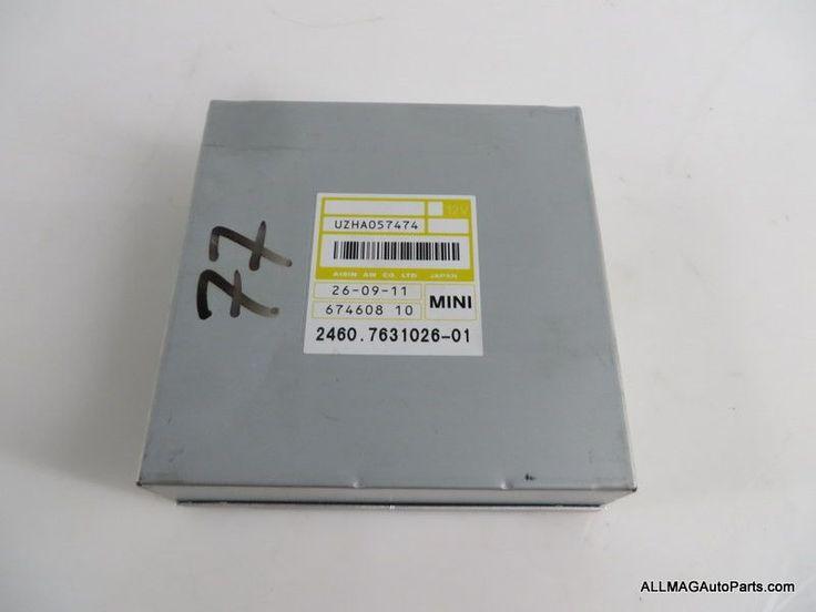 2011-2015 Mini Cooper Automatic Transmission Module 43 24607631026