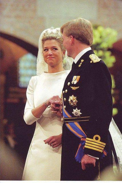 wedding maxima netherlands